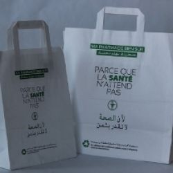 Sac pharmacie & labos